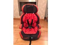 Cosatto Zoomi 123 car seat forward facing 9m - 12 years