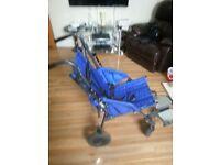 Convaid Cruiser Wheel Chair