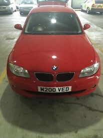 BMW 116i Sport for sale with private number plate (56 plate) . 5 door
