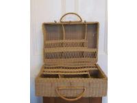 Vintage Picnic Hamper / Basket. Extra Large £40