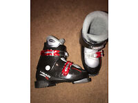 child ski boots mondo size 20