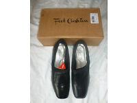 _Foot Cushion_ Black Slip On Loafers (Sz 7) Brand New In Box _Foot Cushion_ Blk Slip On Loafers