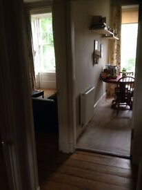 TAKEN_NO LONGER AVAILABLE: Charming FLAT, available 1st September, 3 bedrooms, central STIRLING...