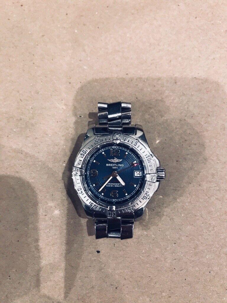 Ladies Breitling Watch