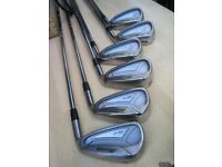 Mizuno MX17 4-9 Irons Regular Steel Shafts