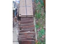 Approx 30 roofing tiles for sale