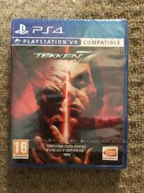 Tekken 7 PS4 Sealed