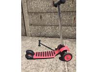 Mini Street Cruz Tri Scooter