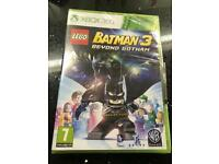 Xbox 360 Batman 3 game