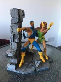 Marvel milestone statue