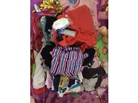 5-6-7 years Girl bundle of clothes