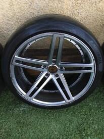 22s Audi q7