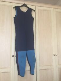 Adult Long legged Vest Type Wetsuit