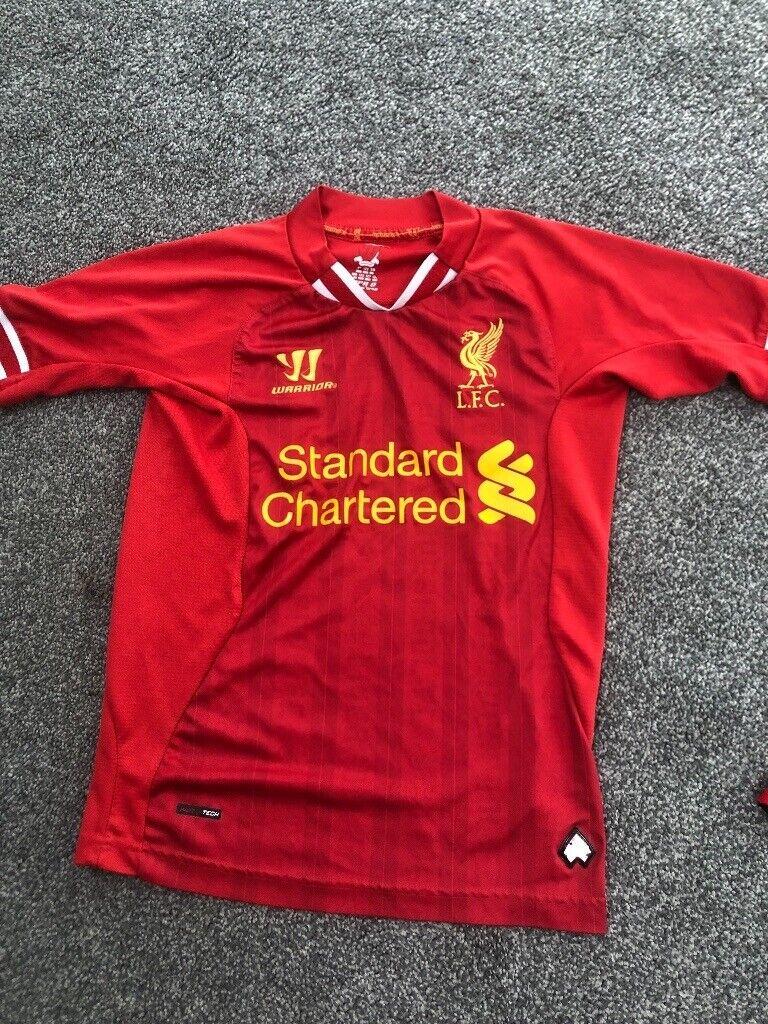 innovative design c8e04 fa274 Cheap Liverpool Football Shirts Uk