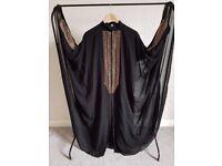 Abaya burka jilbab islamic maxi dress party wedding wear bought from dubai