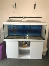 JUWEL RIO 450ltrs 5ft Fish Tank