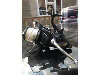 Shimano carp fishing reel