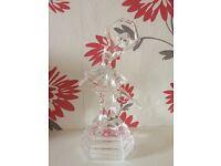 RCR Royal Crystal Rock Glass Ornaments