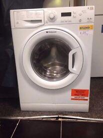 Hotpoint Washing Machine (6kg) (6 Month Warranty)