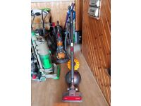 dyson dc28c ball cylinder vacuum cleaner tools bagless 1 week guarantee no texing phone