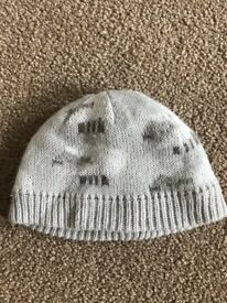Next baby 0-3months winter hat