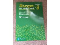 GCSE german Reading and writing revision book