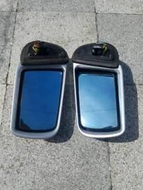 Mercedes W202 C Class c43 amg electric folding mirrors can fit w210 E class e55