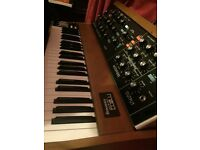 Moog model D reissue