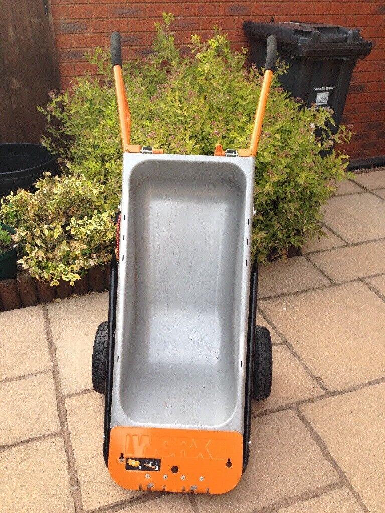 Worx Aerocart Wg050 8 In 1 All Purpose Wheelbarrow