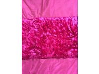 Stunning pair of pink curtains from Next