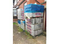 FOR SALE Thermalite blocks. 90p each. Buy as many or as few as you like. Collect only. Gateshead.