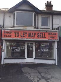 Retail Shop and Unit to Let - main road location on Stratford Road, Hall Green
