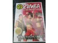 DVD work out zumba