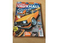Total Vauxhall magazine January 2011 issue 118