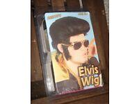 Elvis wig by Smiffeys