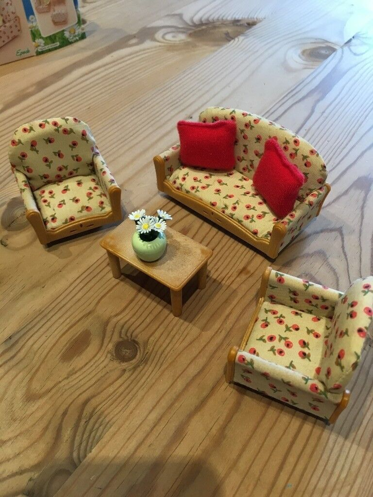 Sylvanian Families Toy Living Room Set | in Ballymena ...