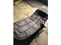 Fishing bed / chair , carp fishing