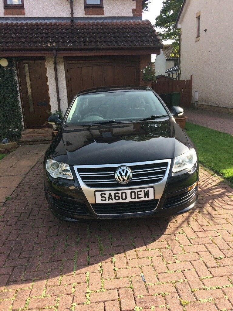2010 VW Passat 2.0Tdi Saloon. Black colour. Superb condition and one owner from new.
