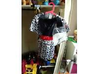 Cruella disney dress up/ fancy dress