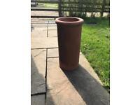 Lovely Old Terracotta Chimney Pot
