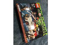 Ghostbuster Lego set