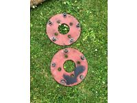 VW Wide 5 Wheel adaptors 130 pcd 4 stud to wide 5 Spare parts.