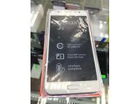 Samsung j5 brand new white
