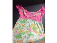 D&G Flowery Doll Shirt (Perfect Condition; brand new)