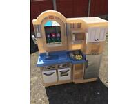 Little Tikes Play kitchen - double sided