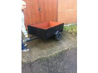 Trailer 5ft x 3ft..... very solid