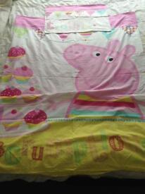 Peppa Pig Junior Bedding
