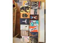 Selection of books for sale