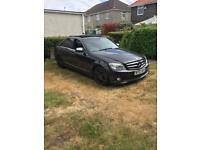 Mercedes C320 96k 2008 quick sale