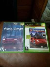 Project Gotham Racing 1 & 2